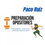 Preparación física para opositores FCSE