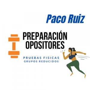Preparación fisica para opositores en Granada