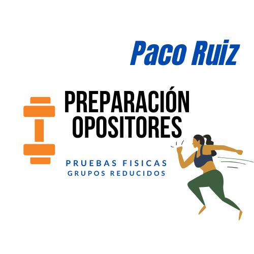 preparación opositores pruebas fisicas
