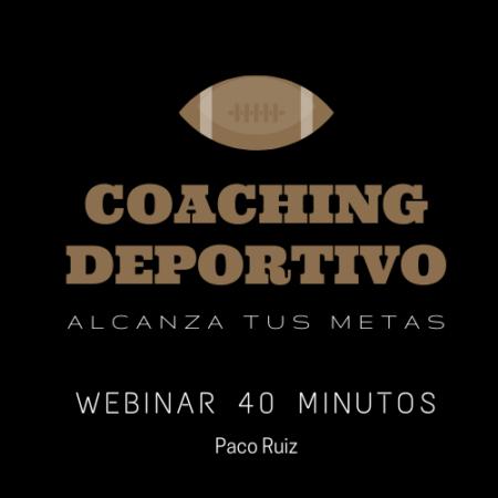 Webinar Coaching Deportivo