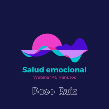Webinar sobre Salud emocional