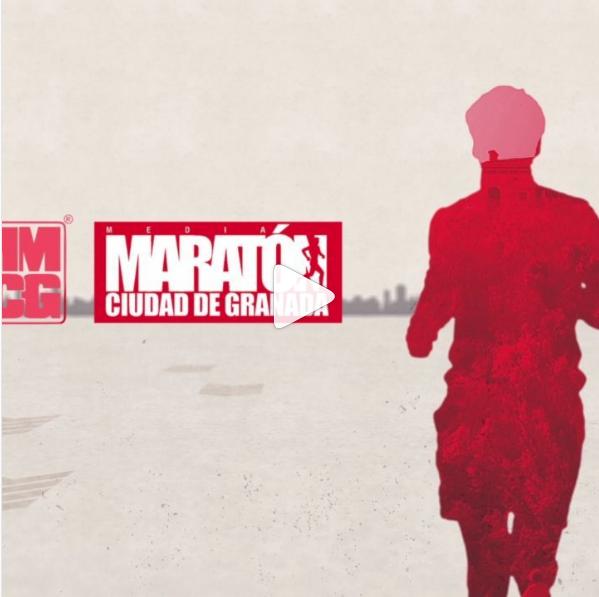 Recorrido Media Maratón de Granada
