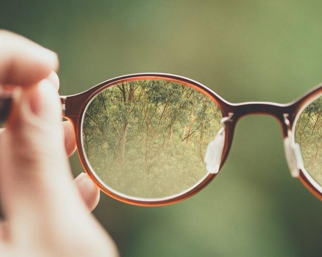 La visión del mundo depende de la persona que pone sus particulares gafas para mirar...